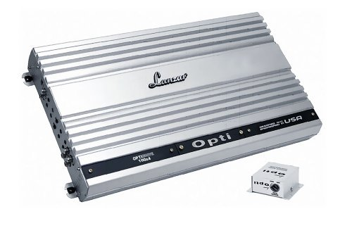 Lanzar OPTI100X4 Optidrive 800 Watt 4 Channel Competition Class Mosfet Amplifier at Sears.com