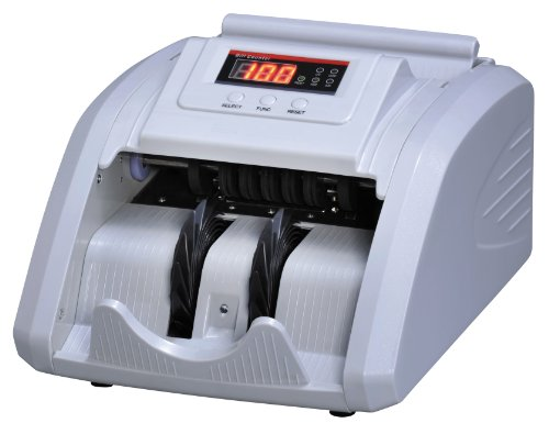GSI Professional Electronic Money/Cash Bill Counter With LED Display - Automatic UV, IR, MG1 And MG2 Magnetic Counterfeit Detect at Sears.com
