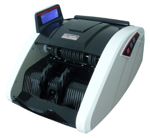 GSI Professional Electronic Money/Cash Bill Counter With Side LED Display - Automatic UV, IR, MG1 And MG2 Magnetic Counterfeit D at Sears.com