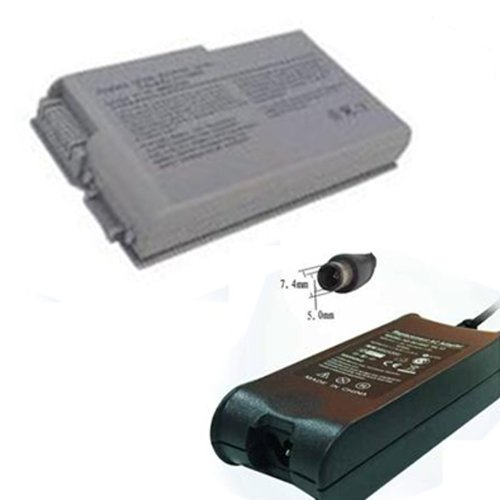 GSI High End Laptop Notebook Computer Battery And Charger Package Set - Includes 6-Cells 11.1v 4400mAh Battery, And 65W Watts AC at Sears.com