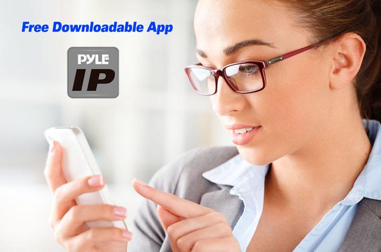 Pyle IP Cam app